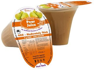 Prethick Pear Juice Moderately 400 24