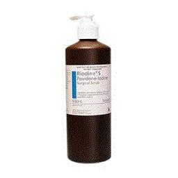 Povidone Iodine Surgical Scrub 500ml ea