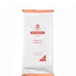 Bed Bath Cloth  Confident Care 19x19cm 8