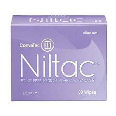 Wipe Niltac Adhesive Remover 30