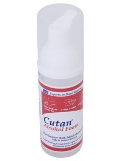 Cutan Alcohol Foam Enhanced 50ml ea