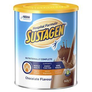 Sustagen Hospital Chocolate 840g ea