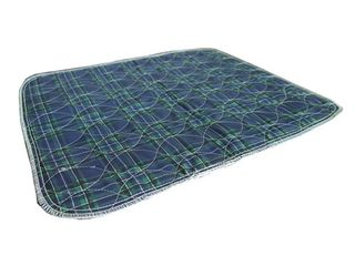 Chair Pad Drycare Absorb Tartan 45x50cm