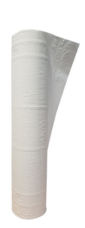 Bed Towel 2 ply 490mmx50m sheet ea/roll