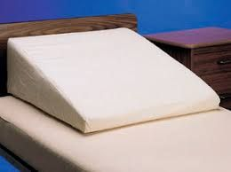 Bed Wedge Pelican Large WHITE ea