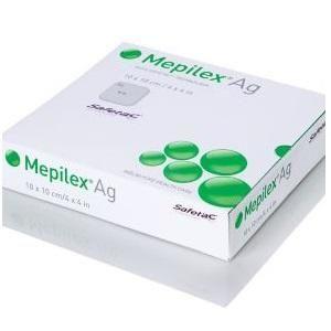 Mepilex AG 10cmx10cm ea