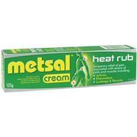 Metsal Cream 125g ea