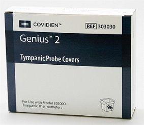 Genius II Probe Covers 96
