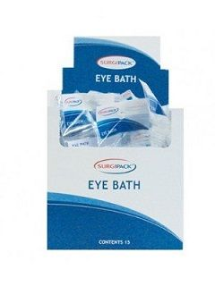 Eye Bath Plastic ea