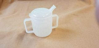 Feeder Cup 250ml w/handles 10