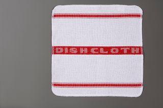 Dish Cloth RED