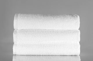 Elite Bath Towel White
