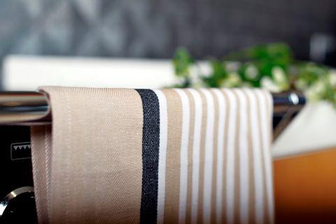 Jubilee Tea Towel Latte