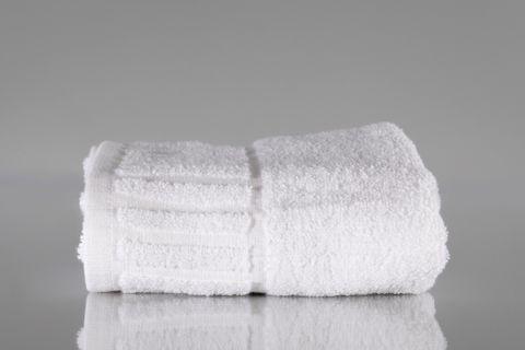Harmony Face Cloth White