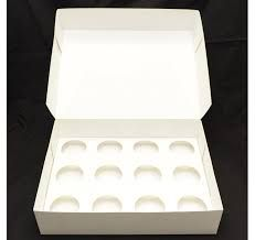 Cupcake and Donut Boxes