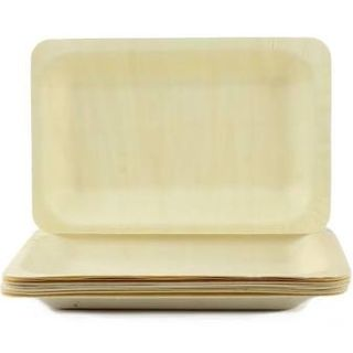 Plates - Wooden