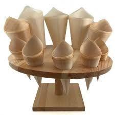 Wooden Cones