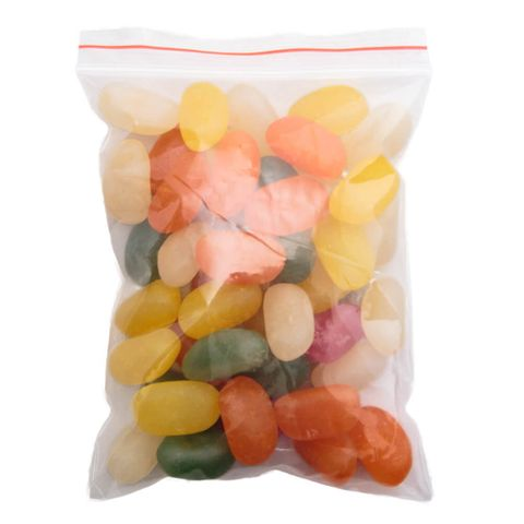 """Resealable Plastic Bags 5"""" x 4"""" / 125mm x 100mm - PACKET=100 / BOX=1,000"""