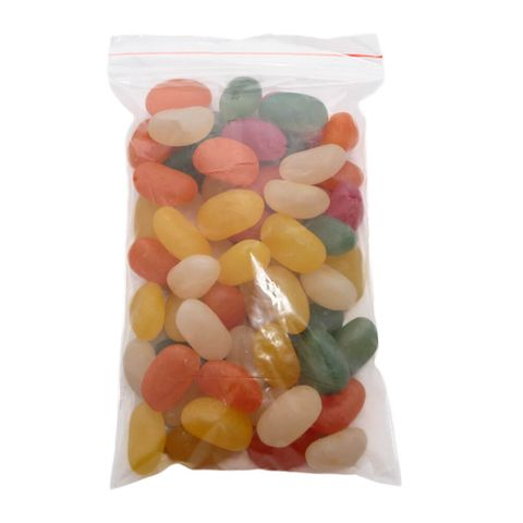 """Resealable Plastic Bags 6"""" x 4"""" / 150mm x 100mm - PACKET=100 / BOX=1,000"""