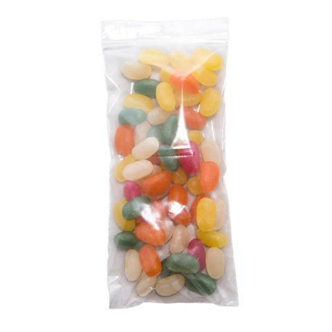 """Resealable Plastic Bags 8"""" x 5"""" / 205mm x 125mm - PACKET=100 / BOX=1,000"""