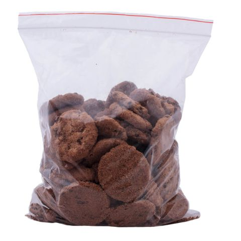 """Resealable Plastic Bags 12"""" x 10""""/ 305mm x 255mm - PACKET=100 / BOX=1,000"""
