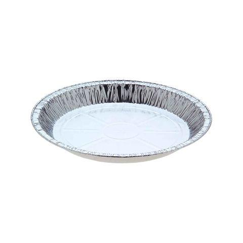 Large Family Pie Foil Trays 635ml 226mm Diameter 21mm(H) (4123) - Box of 750
