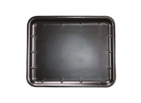 Black Foam Deep Butchers Tray 280mm(L) x 225mm(W) x 30mm(H) (T119) - PACK=125 / BOX=500