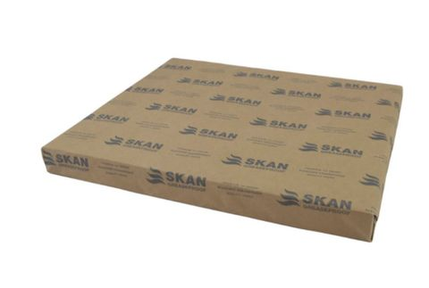 Skan Premium Scandinavian 35gsm Greaseproof Paper 3 Cut 430mm(W) x 228mm(L) - Packet of 1,200