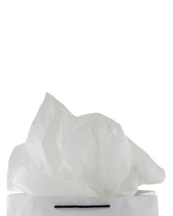 White Premium Acid Free Tissue Paper 500mm(W) x 750mm(L) - Packet of 1,000