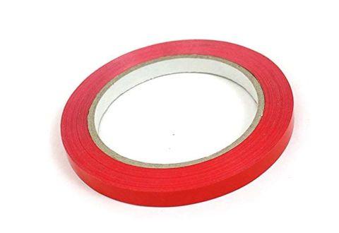 Red PVC Sealing Tape 12mm - EACH=1 / BOX=144