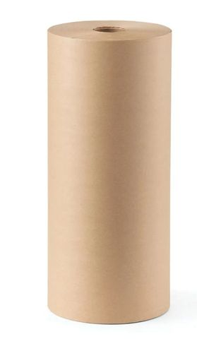 "Brown Kraft Paper Counter Rolls 12"" / 300mm 50gsm - Roll"