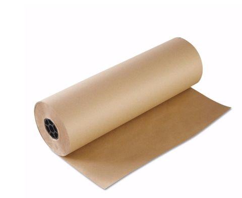 "Brown Kraft Paper Counter Rolls 24"" / 600mm 90gsm - Roll"