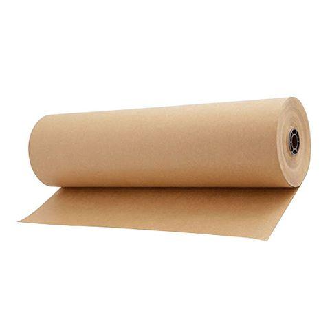 "Brown Kraft Paper Counter Rolls 30"" / 750mm 90gsm - Roll"
