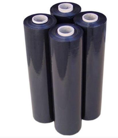 Stretch Pallet Wrap Black 500mm x 300mm x 23uM- Box of 4