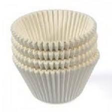 White Patty Pan Size 700 / 36mm x 55mm(H) - PACK=500 / BOX=5,000