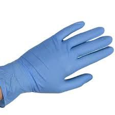 Nitrile BLUE X-Large High Stretch Gloves Powder Free TGA Approved - BOX=1,000 / PACK=100