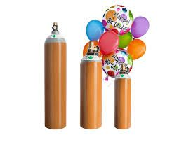Hire of 100 Helium Tank - Tank Only - Plus Refundable Bond