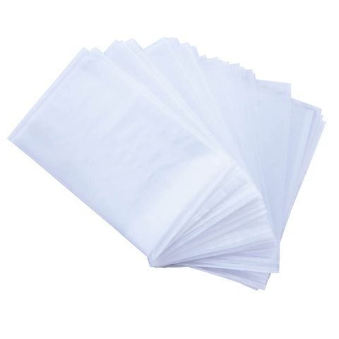 "Clear Polypropylene Bags 7"" x 9"" / 170mm x 230mm (P0709) - PACK=250 / BOX=6,000"