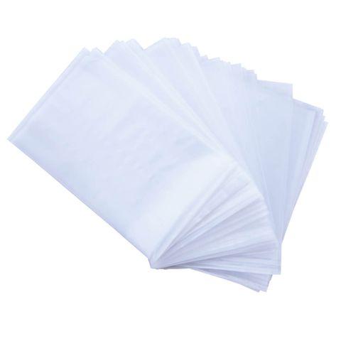 "Clear Polypropylene Bags 8"" x 12"" / 200mm x 300mm (P0812) - PACK=250 / BOX=4,000"
