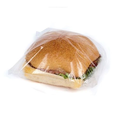 Polyester Micro Perforated Plastic Heat Proof Crispy Pie Bags 150mm(W) x 180mm(L) - Box of 1,000