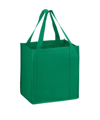 Reuseable Envirogreen Bags 320mm x 300mm + 220mm - PACK=10 / BOX=100