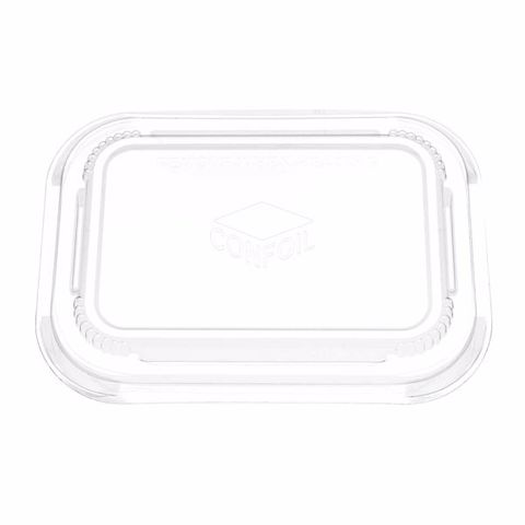 Confoil Freezer / Chilled Grade Clear Lids for 6060 - Box of 300