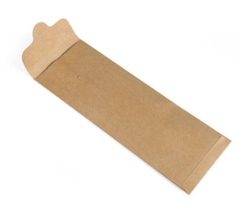 Cutlery Pouches Brown - Box of 1,000