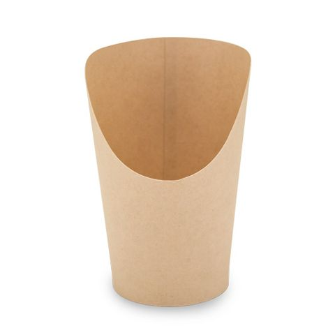 Future Friendly 12oz Bamboo Chip Scoop - Box of 1,000