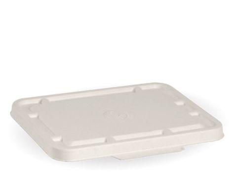 BioPak 2 & 3 Compartment Clear PET Takeaway Lid - Box of 500