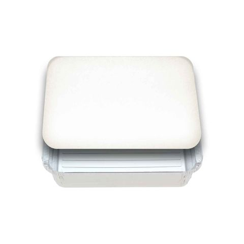 Lid To Match 7127 Foil Tray - Packed of 125