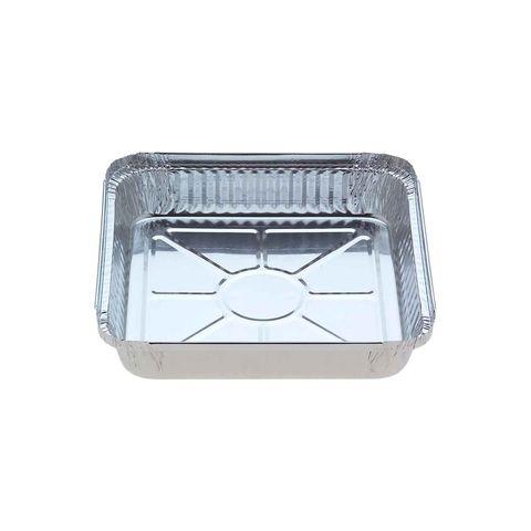 Foil Container 1,500ml 249mm(L) x 185mm(W) x 42mm(H) (7225) - Carton of 420