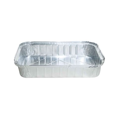 Foil Container 2,500ml 312mm(L) x 213mm(W) x 50mm(H) ( 7330) - Carton of 200