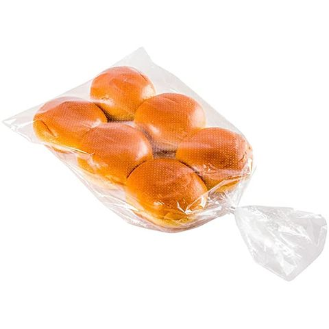 Polypropylene Micro Perforated Plastic Heat Proof Bags 250mm(W) x 460mm(L) - Box of 2,000