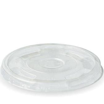 Biopak Cold Cup Lid to Suit 300-700ml Cup - Pack of 100
